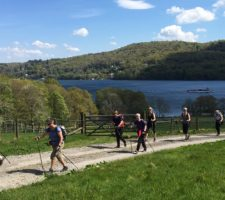Nordic Walking the Windermere Way, 5 Day Break