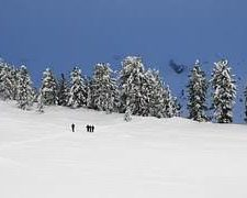 Snowshoeing in the Southern French Alps February – 1st – 5th February 2019