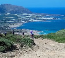 Nordic Walking in Crete 2020