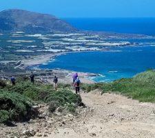 Nordic Walking in Crete 2020