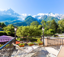 Chamonix Nordic Walking Weekend June 2019