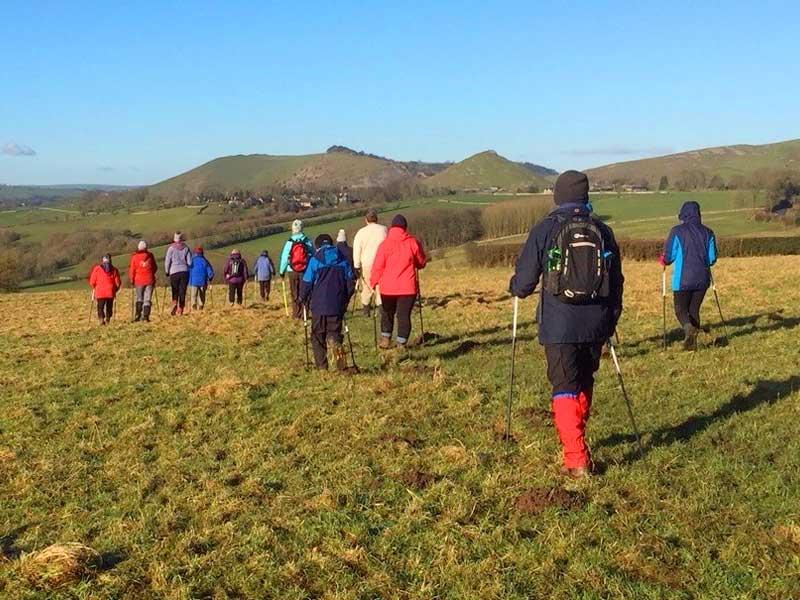 NWUK Rustick Weekender - Dovedale Challenge walk