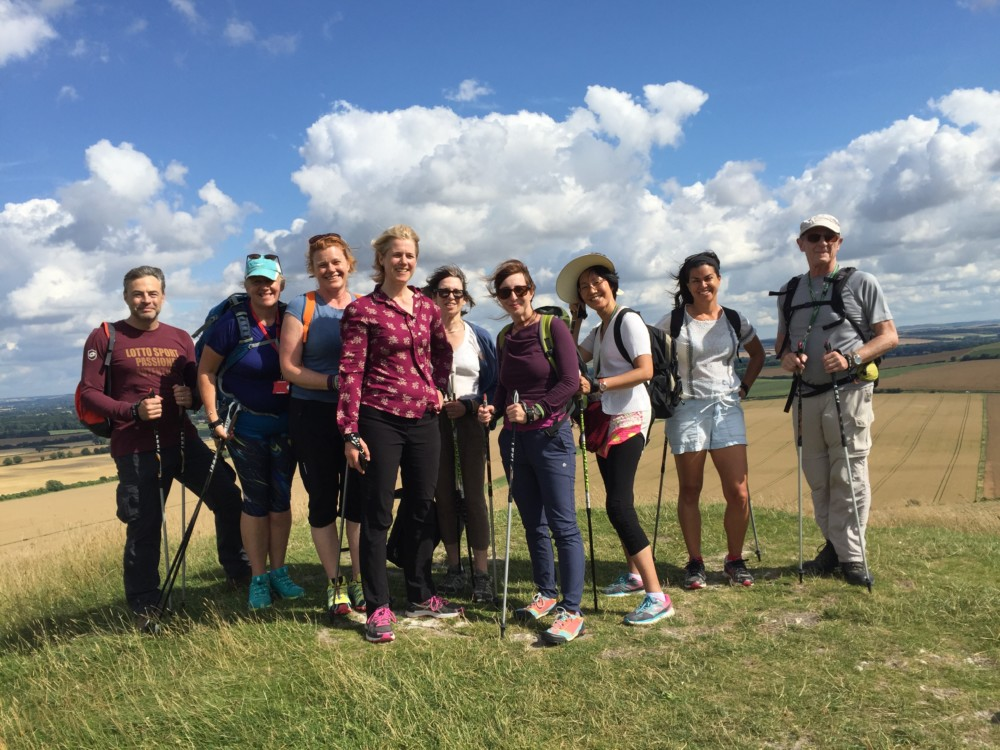 Get into Nordic Walking at Marlborough Summer School - Week 1 - Course 314
