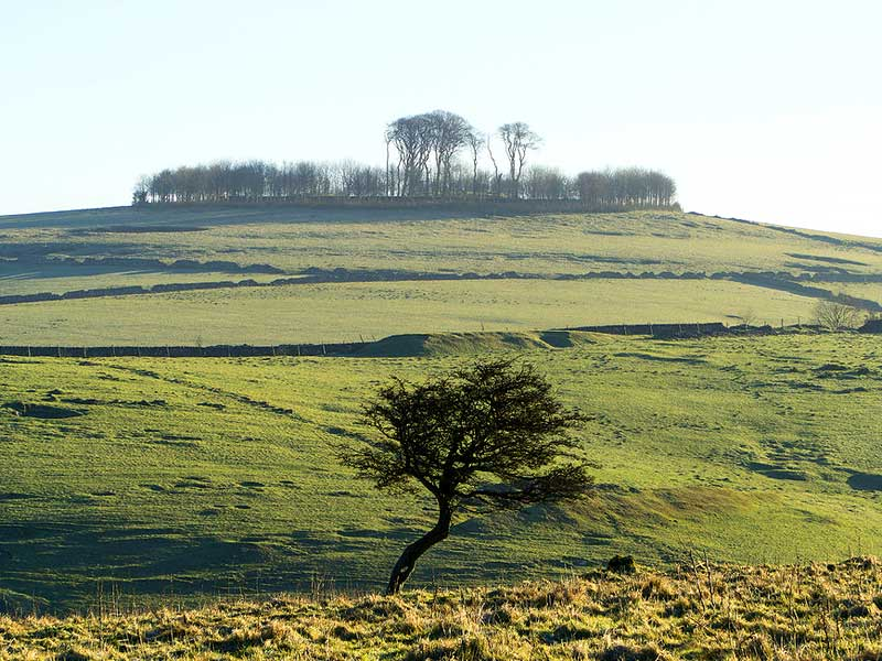 NWUK Rustick Weekender - Minninglow and walking through time along the Roystone Trail