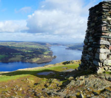 Ullswater Way in the Lake District – July 2019