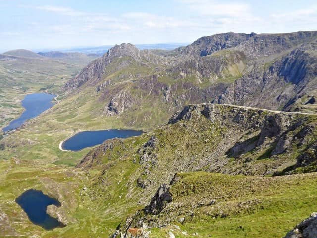 Y garn and the Devils Kitchen adventure walk
