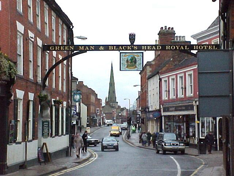 Rustick Weekender - Discovering Ashbourne and its traditions.