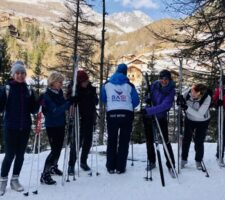 SNOWSHOE AND SKI COMBO FRANCE AND ITALY JAN 2021
